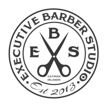 Executive Barbers logo stamp-01